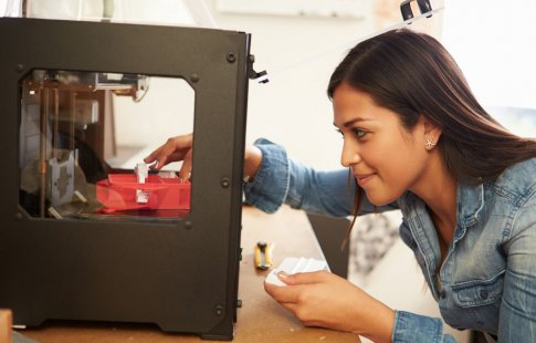 Is It Real? Or Is It 3-D Printing?