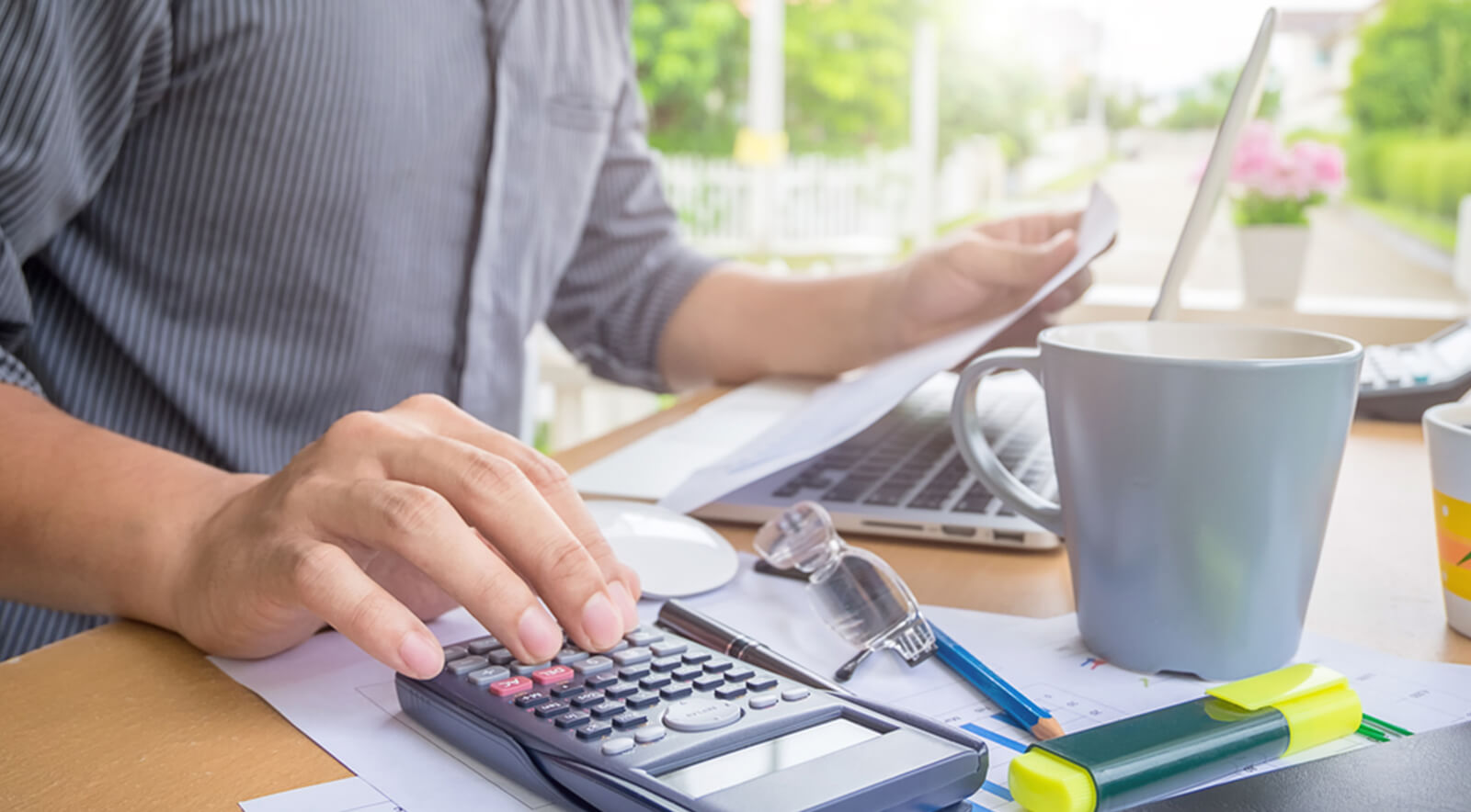 Calculating the cost of printing