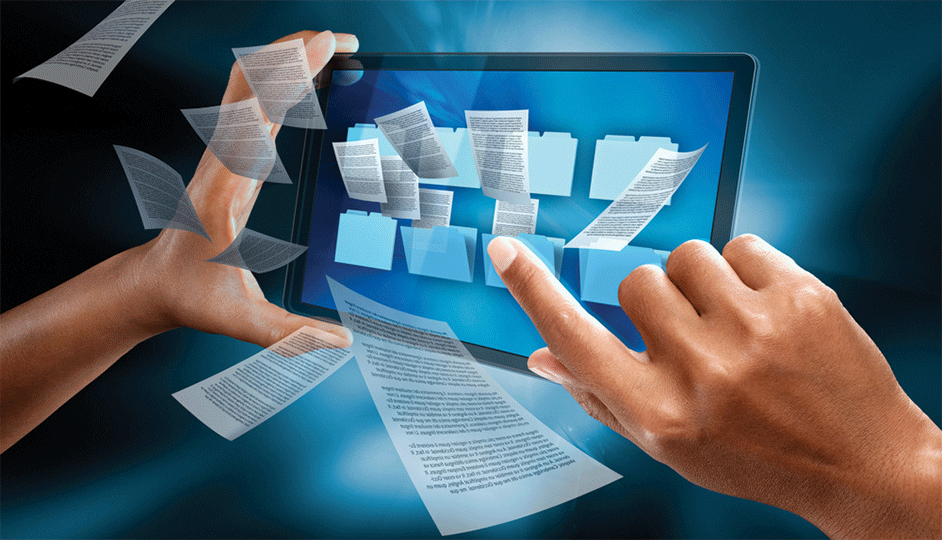 Documents at your finger tips