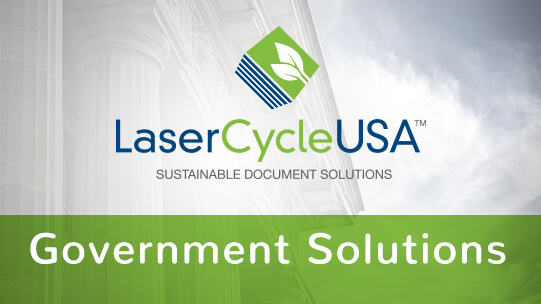 Government solutions video poster