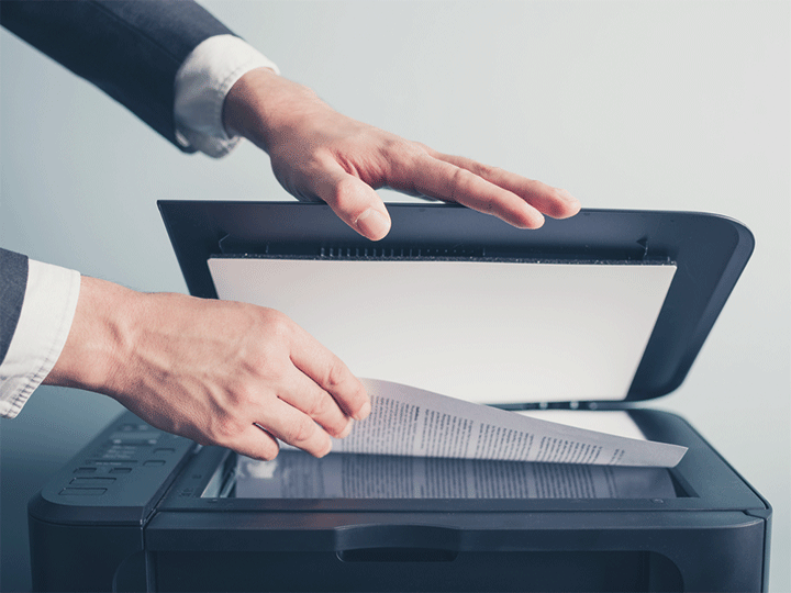 Getting Started with Document Management: Scanning Paper Files