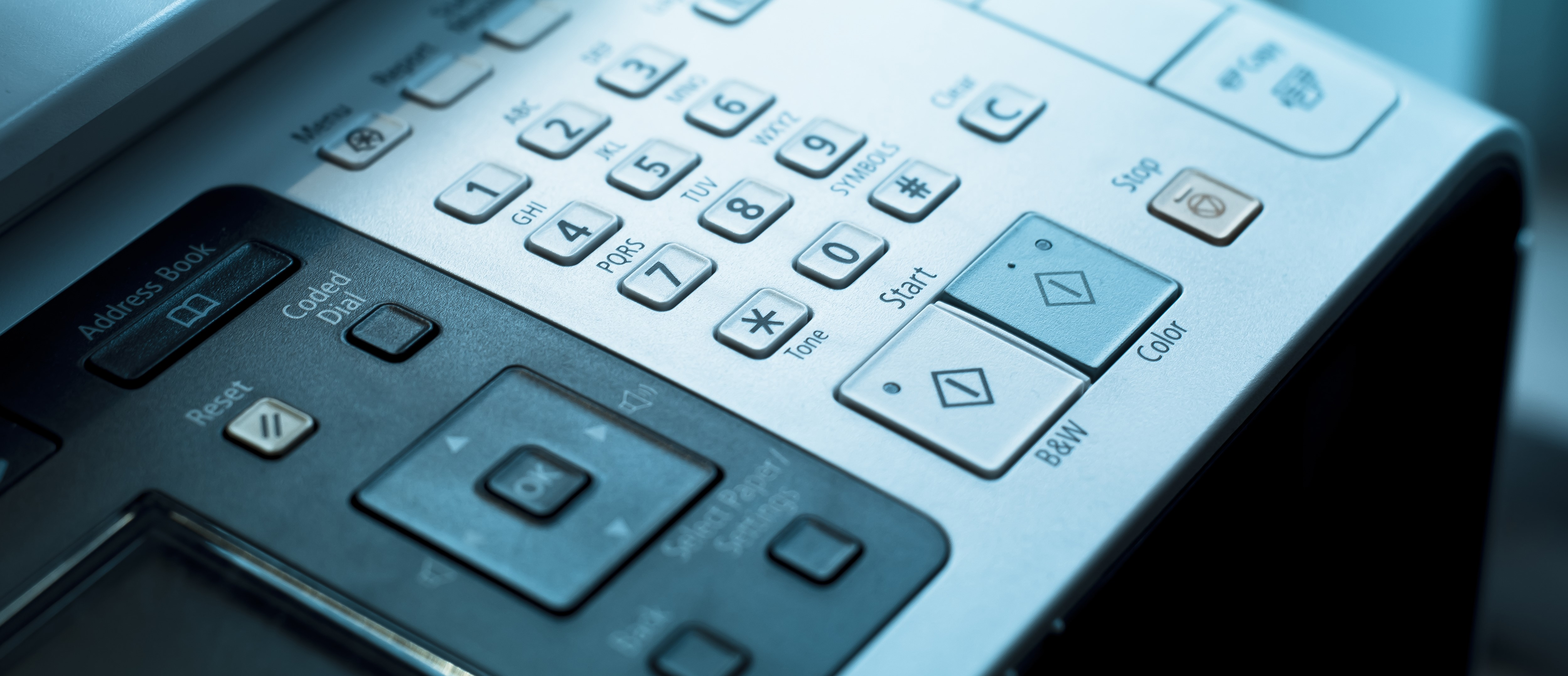 Fax machines from LaserCycle USA
