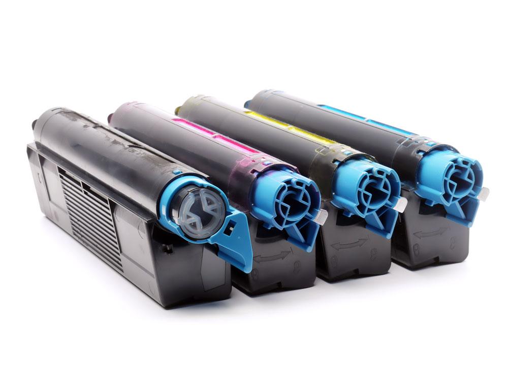 4 Toner Cartridges