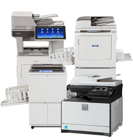 LaserCycle USA Color & Black/White Copiers