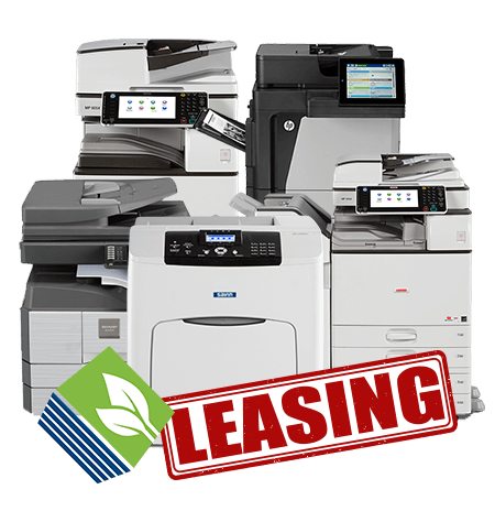 Printer leasing from LaserCycle USA