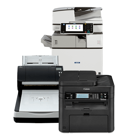 Canon Printers and Scanners