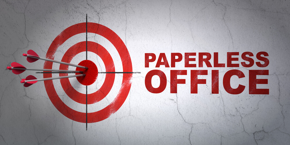 paperless office lasercycle