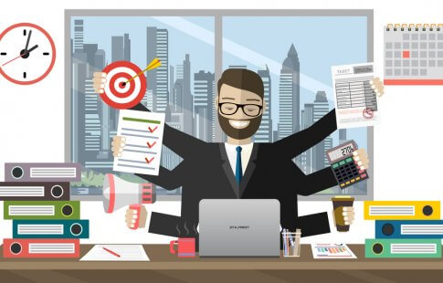 Five Tips to Improve Productivity on the Job