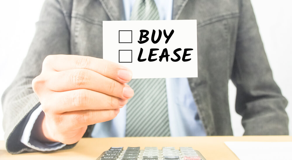 Lease or Buy? Here Are Some Tips to Help You Decide